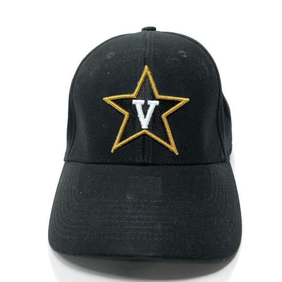 NIKE Vanderbilt Commodores Baseball Cap Size M L 4e55ad37586